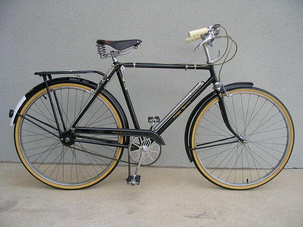 Vintage 1957 Raleigh Rudge English 3 Speed Cruiser Urban Bicycle Vintage Bicycles Raleigh Bicycle