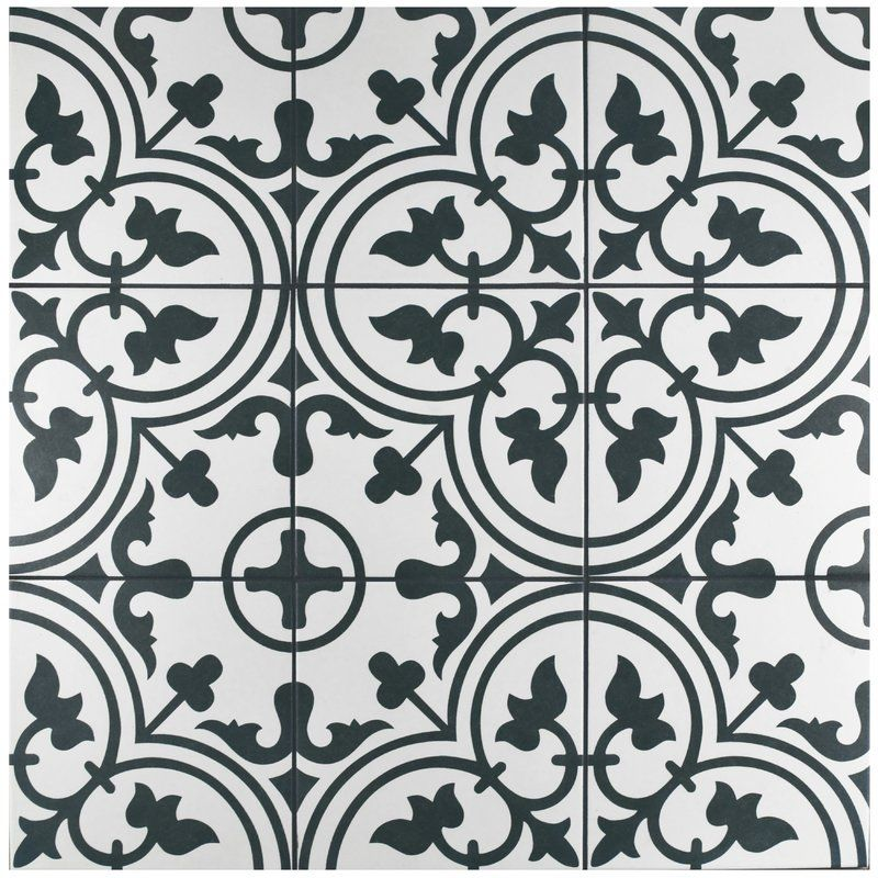 Elitetile Artea 9 75 X 9 75 Porcelain Field Tile Reviews Wayfair Tile Floor Diy Kitchen Flooring Diy Flooring