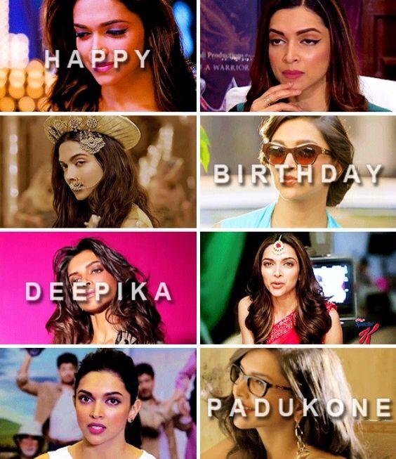Wishing Deepika Padukone A Very Happy 30th Birthday Happy 30th Birthday Deepika Padukone Happy 30th