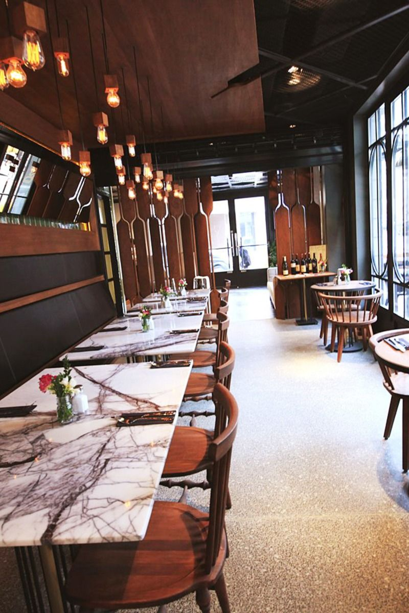 You Ll Want To Hang Out In This Kitchen Eat Drink Karakoy Istanbul Restaurant Istanbul Hanging Out