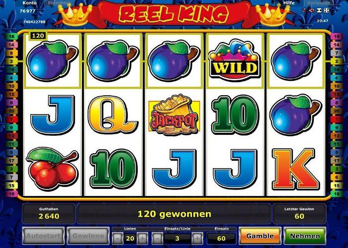 Novoline Casino Test