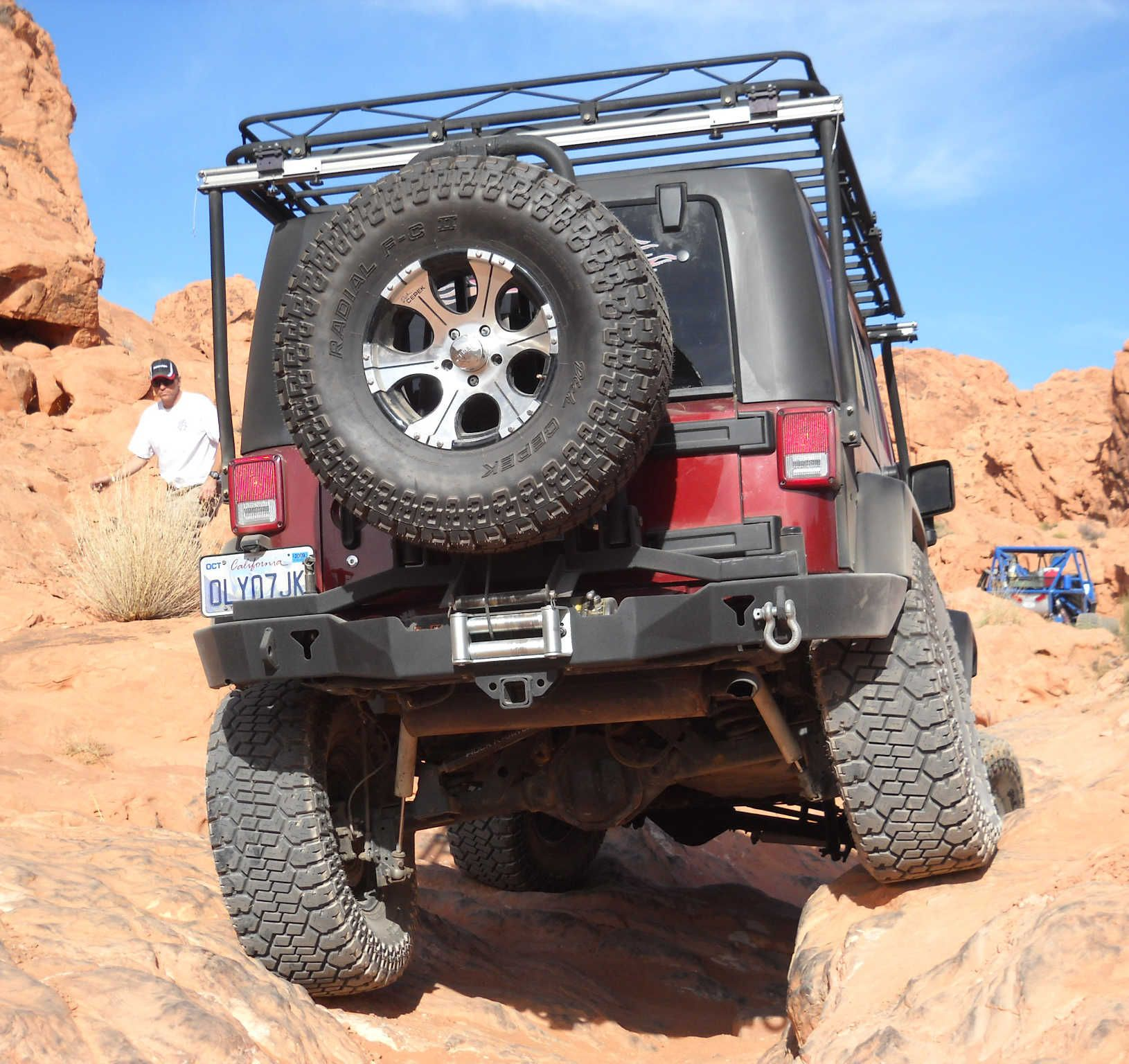 Commando Green Jeep New Hi Lift Jack Mounted Green Jeep