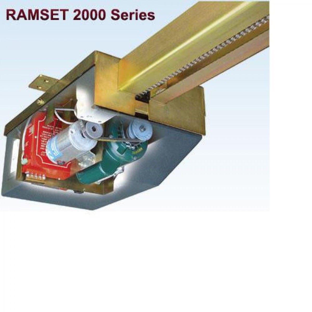 Ramset RAM 2200 Overhead Gate Operator