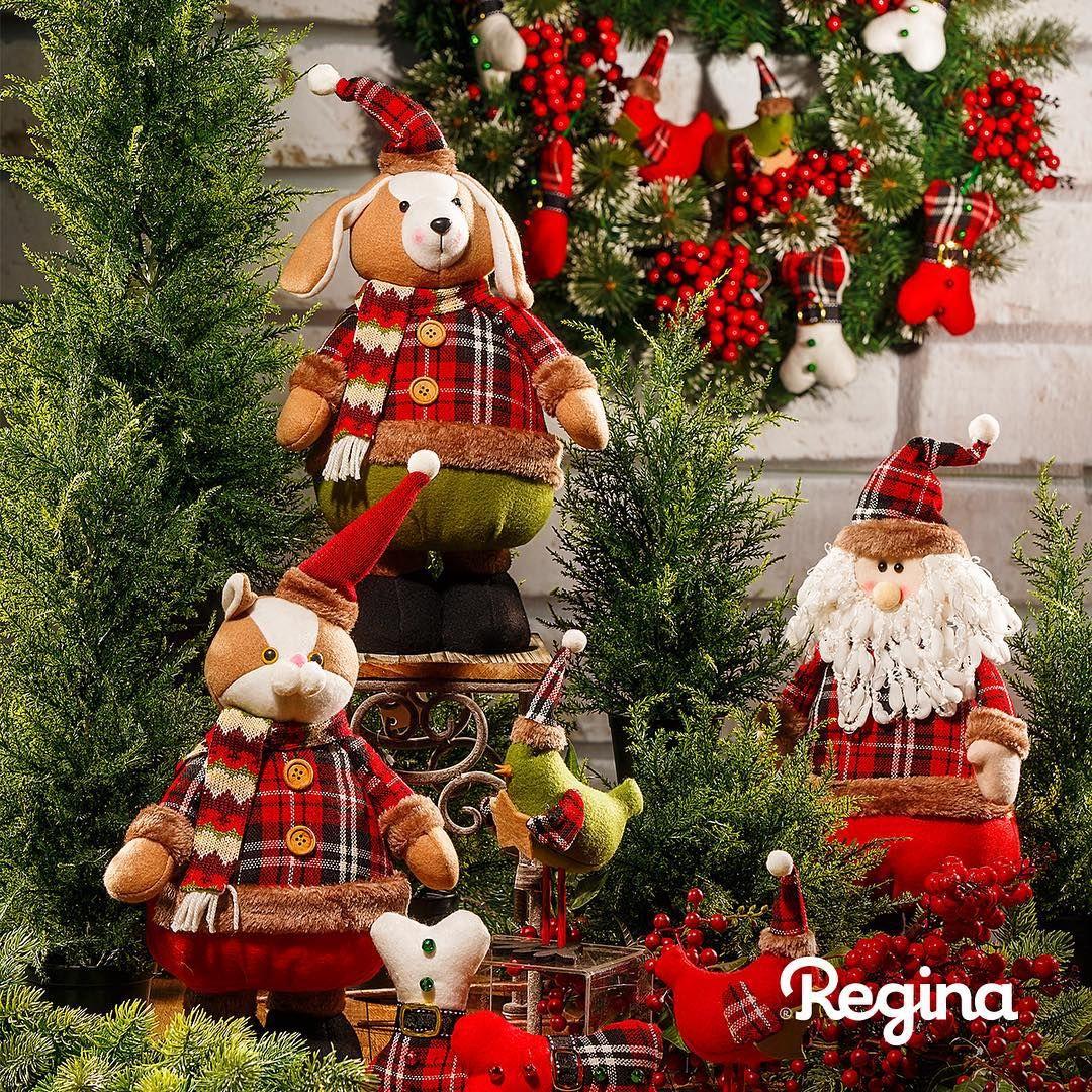 Leve toda a mágica do Natal para a sua casa e celebre esse momento tão especial!   Confira nossa linha cheia de magia: http://goo.gl/qjRADt  #NatalRegina #ReginaFestas #CelebreoNatal #FestaDeNatal #Natal #FaçaComRegina #DecoraçãoDeNatal #NatalCriativo