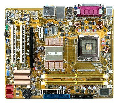 P5KPL-CM ASUS Computer System Board | Motherboards | Ram