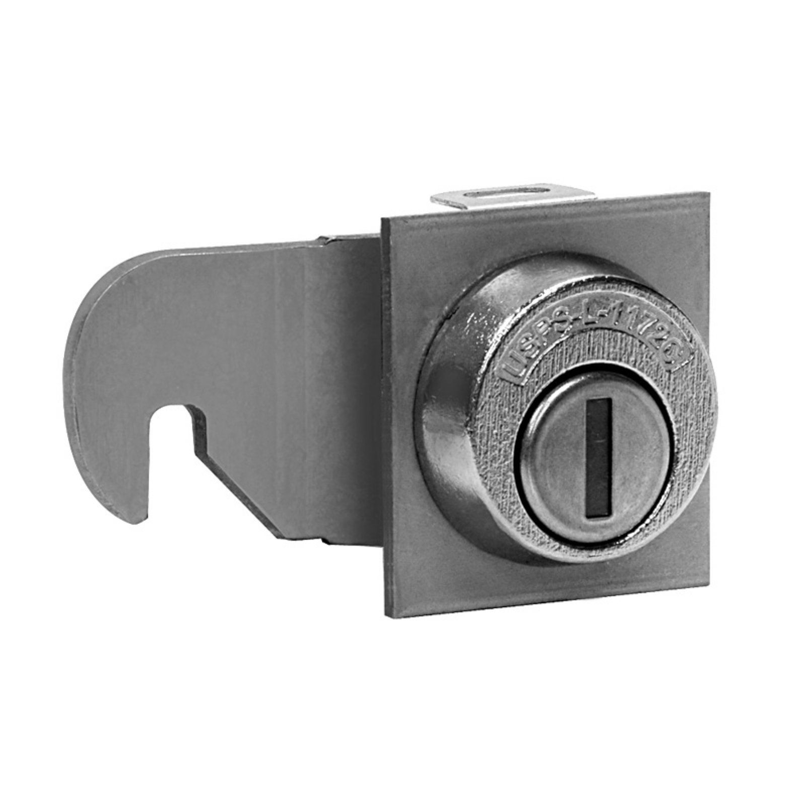 6 Cast Aluminum Brick Mailbox Replacement Door By Better Box