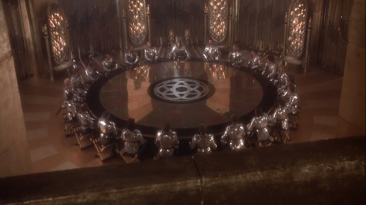 Round Table Medieval