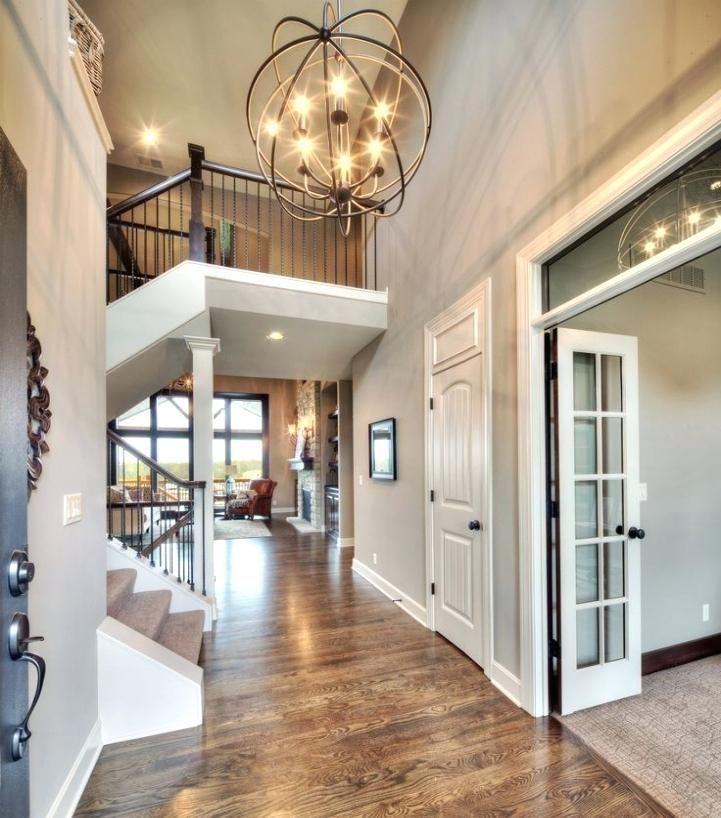 Beautiful Entryway Chandelier Lighting Design Ideas