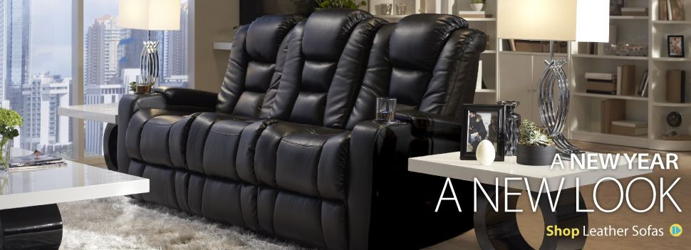 El Dorado Furniture Shop Leather Sofas Recliners And More
