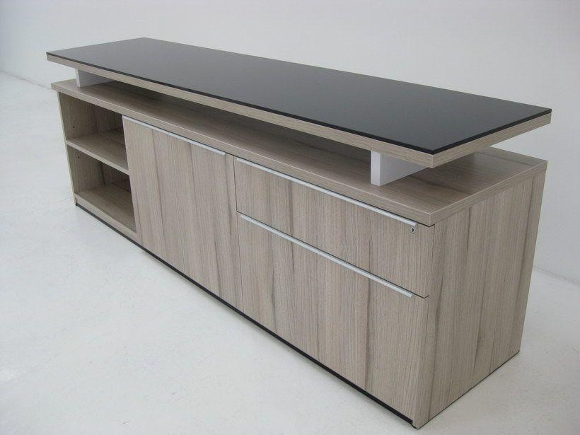 Credenzas y libreros muebles para oficina poliarte for Precios de muebles para oficina