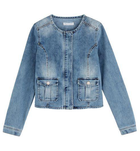 Denim jacket medium denimdenim - Promod