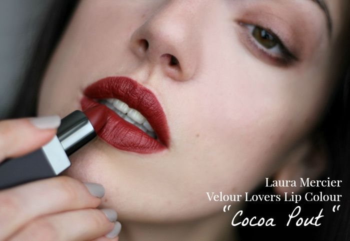 Laura Mercier Velour Lovers lip colour Cocoa Pout