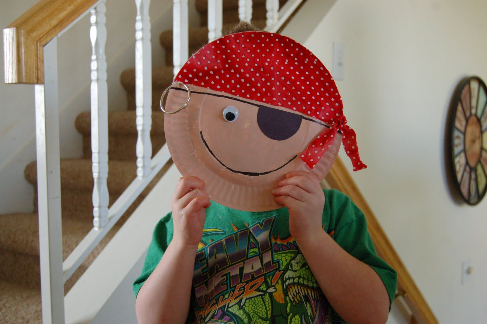Pirate Craft Ideas For Kids Part - 22: Explore Pirate Crafts, Pirate Party, And More!