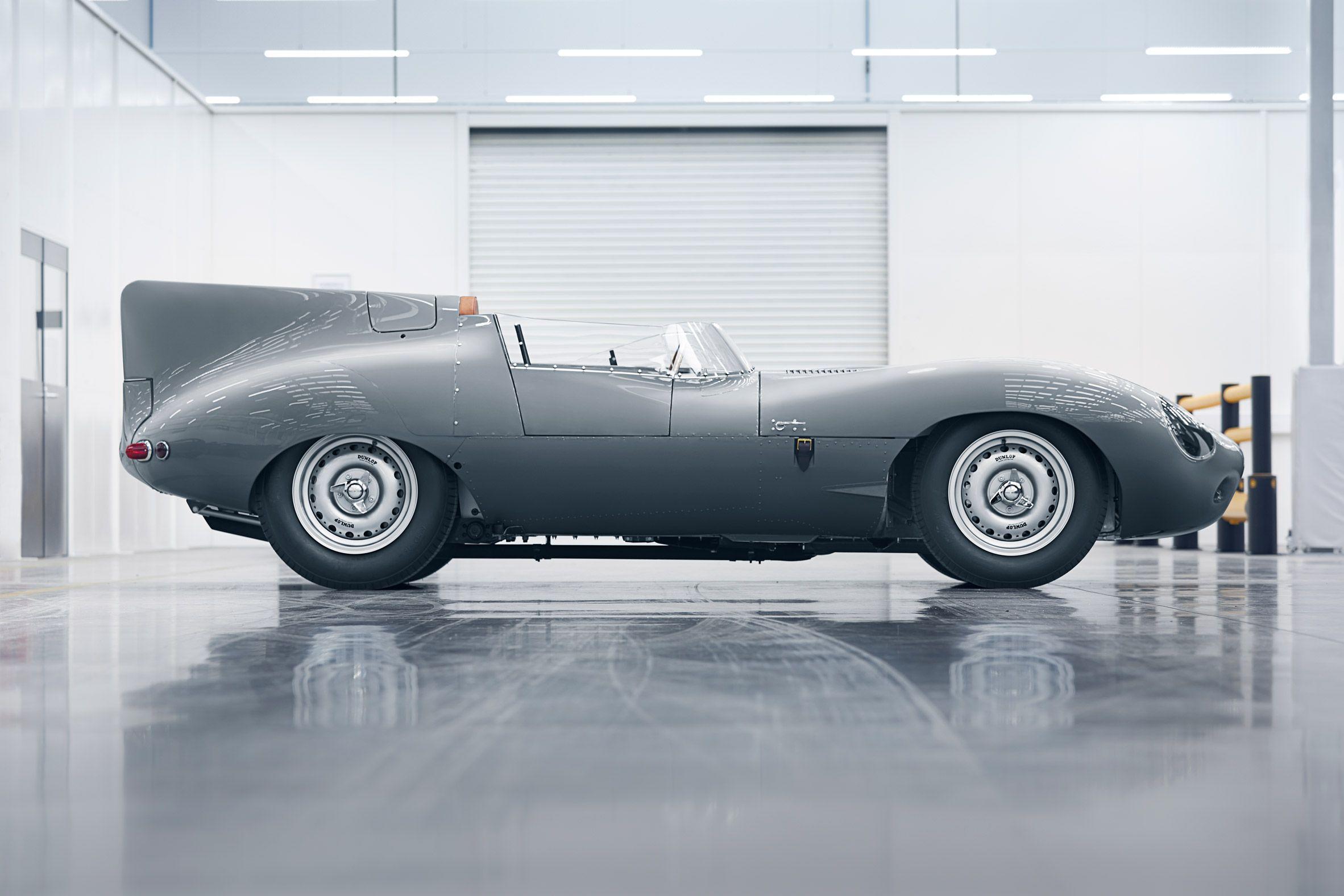 British car manufacturer Jaguar has announced that it will begin ...