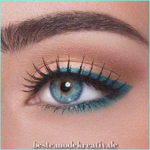 70+ Chic Summer Eye Makeup-Trends für ein makelloses Sommergesicht » Beste.modekreativ.com