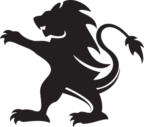 393ga Chinese Lion With Star Symbol Clip Art From Oldcuts