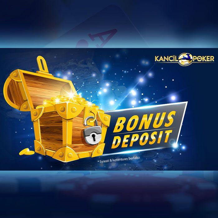 BONUS DEPOSIT HARIAN POKER CEME QQ | Poker bonus, Poker ...