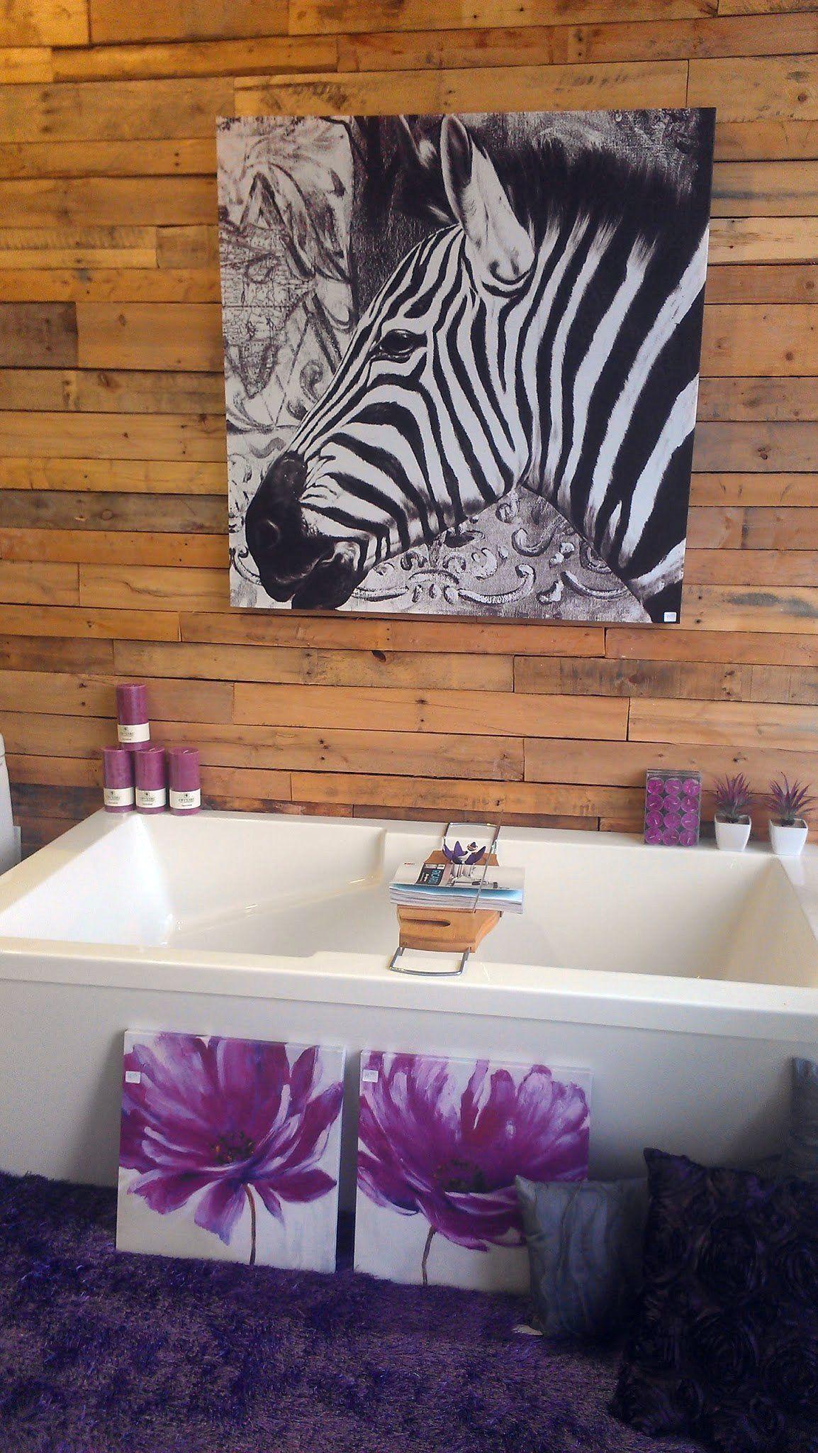 mauve et noir effet chic salle de bain violet pinterest mauve chic et salle de bain mauve. Black Bedroom Furniture Sets. Home Design Ideas