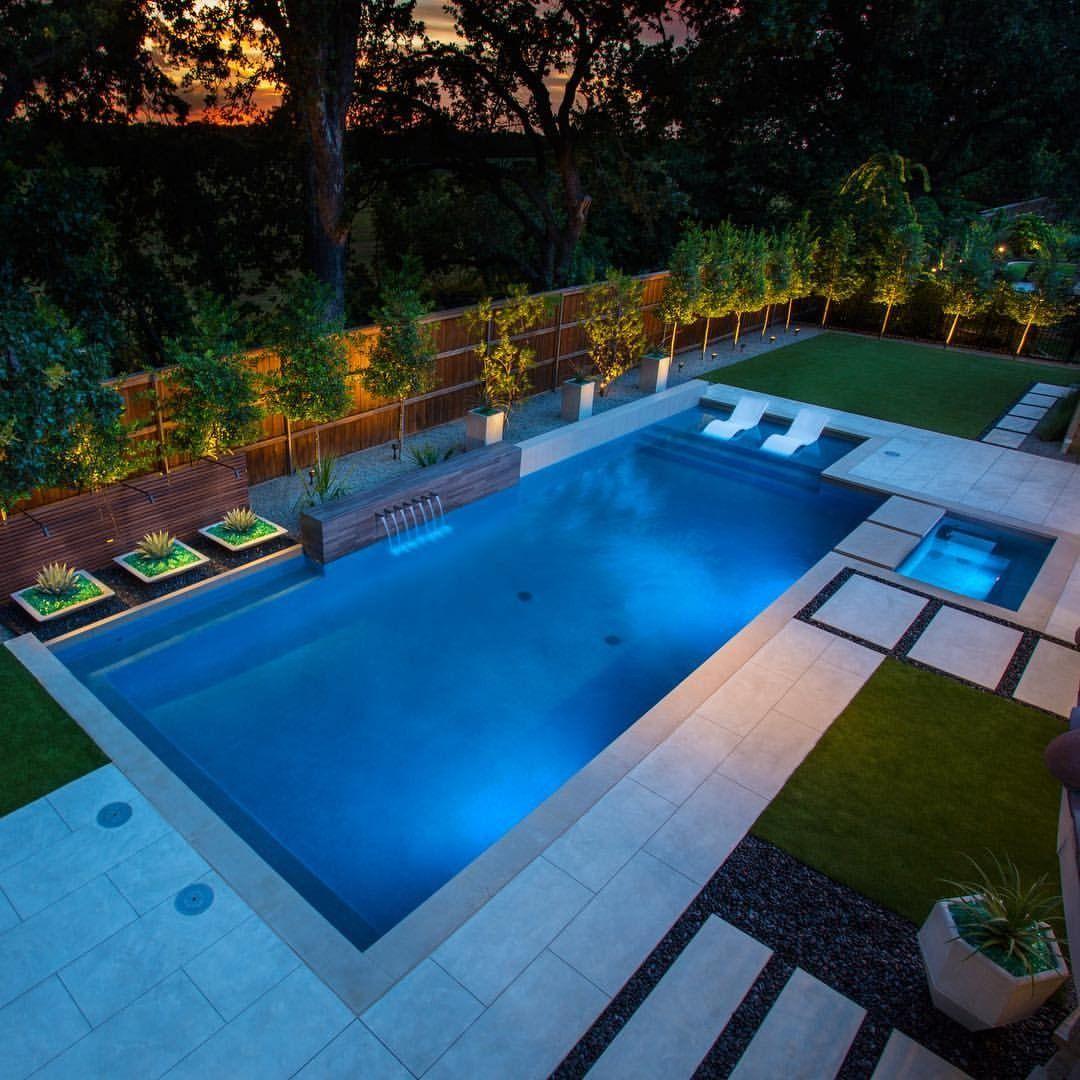 Pin By Sorella Paper Design On Backyard Pools ♡ Luxury