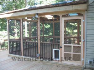 Ordinaire Image Result For Pictures Of Doggie Door For Screened Porch