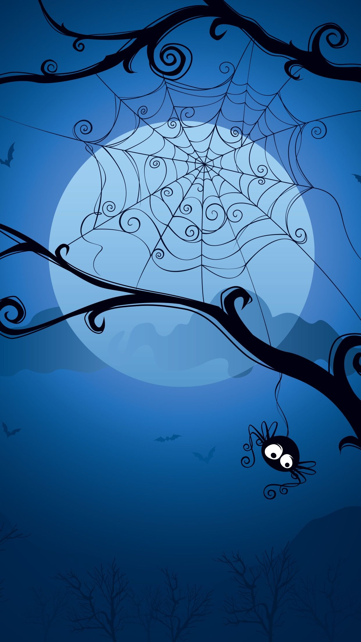 Halloween Wallpaper Iphone Wallpapers Wall Papers Snoopy Nova Creepy Thanksgiving Sugar Backgrounds
