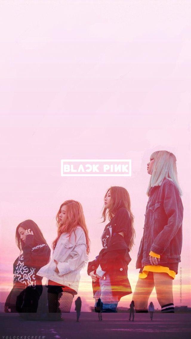 Blackpink Wallpaper Blackpink In 2018 Pink Blackpink Black