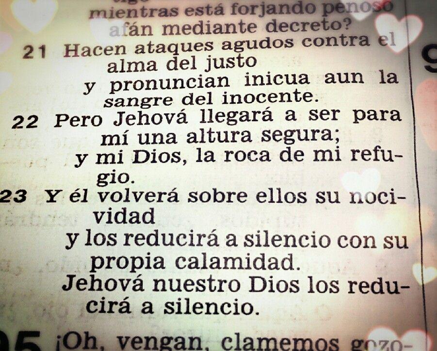 El dios verdadero que nos protege...