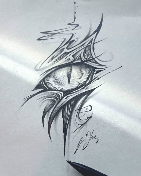 45+ Ideas tattoo dragon eye tat