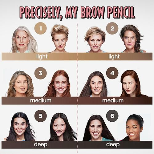 Precisely My Brow Eyebrow Pencil by Benefit #20