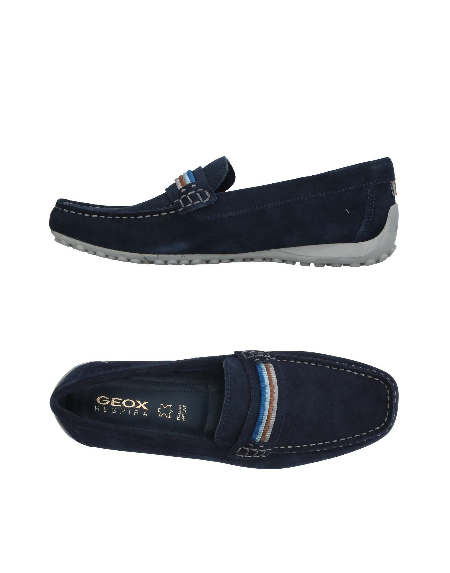 b5f67bce229f Geox Men Loafers on YOOX. The best online selection of Loafers Geox.