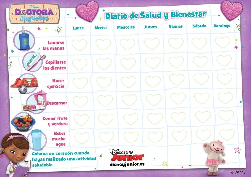 Imprimible De Doctora Juguetes Doc Mcstuffins Birthday Doc Mcstuffins Party Health And Wellbeing