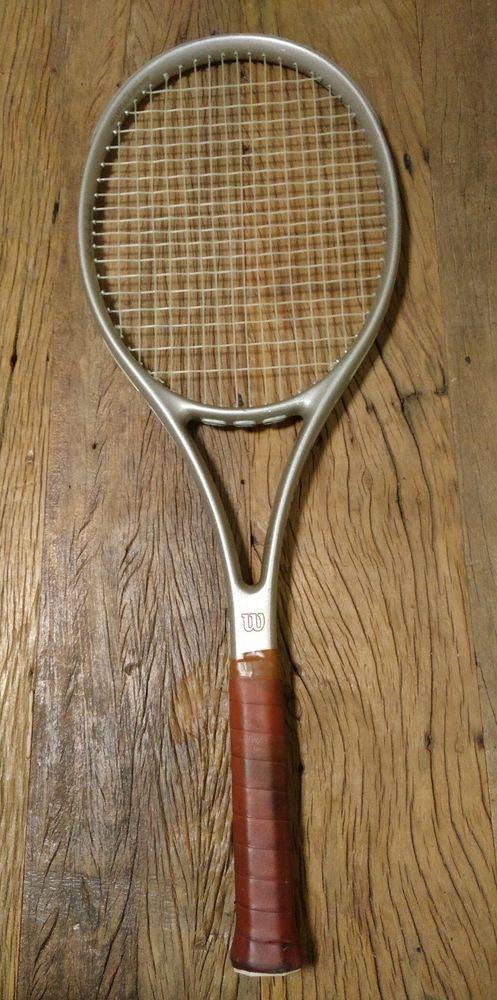 Wilson Profile 95 High Modulus Graphite Tennis 4 3/8