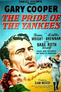 Gary Cooper Is Great In This Movie As Lou Gehrig Also Babe Ruth Is