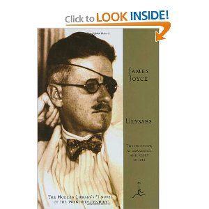 Ulysses Modern Library 100 Best Novels James Joyce Morris L