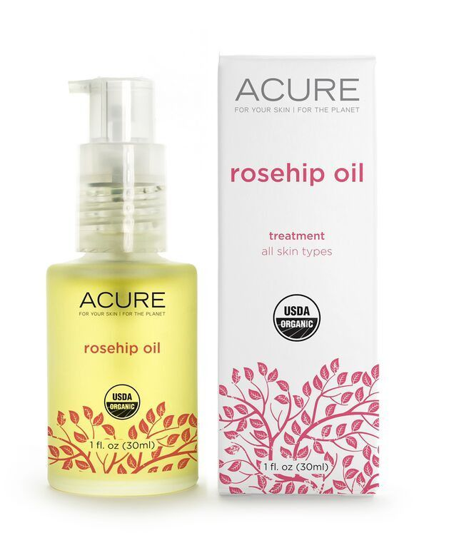 Acure Organics Rosehip Oil These Rosehips Don't Lie