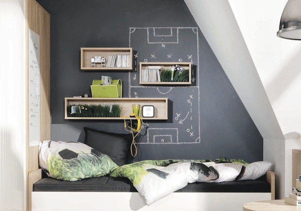 Photo of Tafelfarbe im Jugendzimmer: Definitiv eine coole Idee.