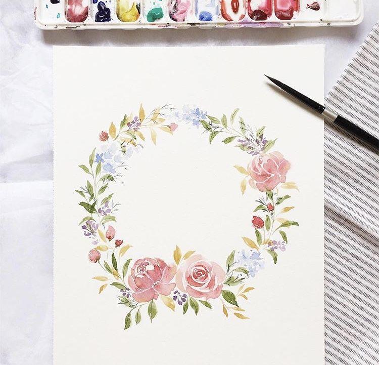 Blumen Zeichnen Vorlagen