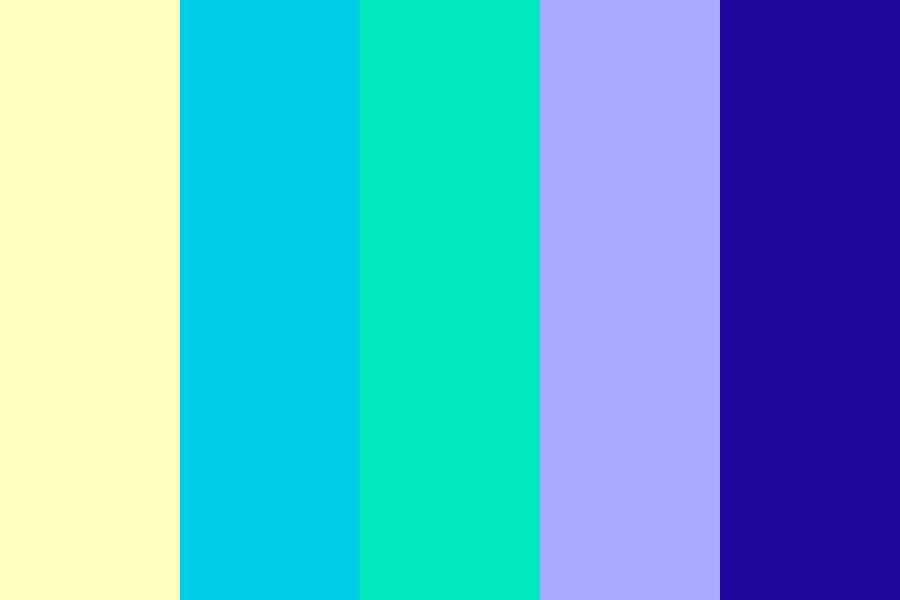 A Day At The Beach Color Palette Colorpalettes Colorschemes