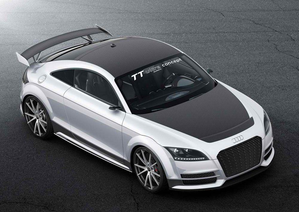 2013 Audi Tt Ultra Quattro Concept My Passion Pinterest Wheels
