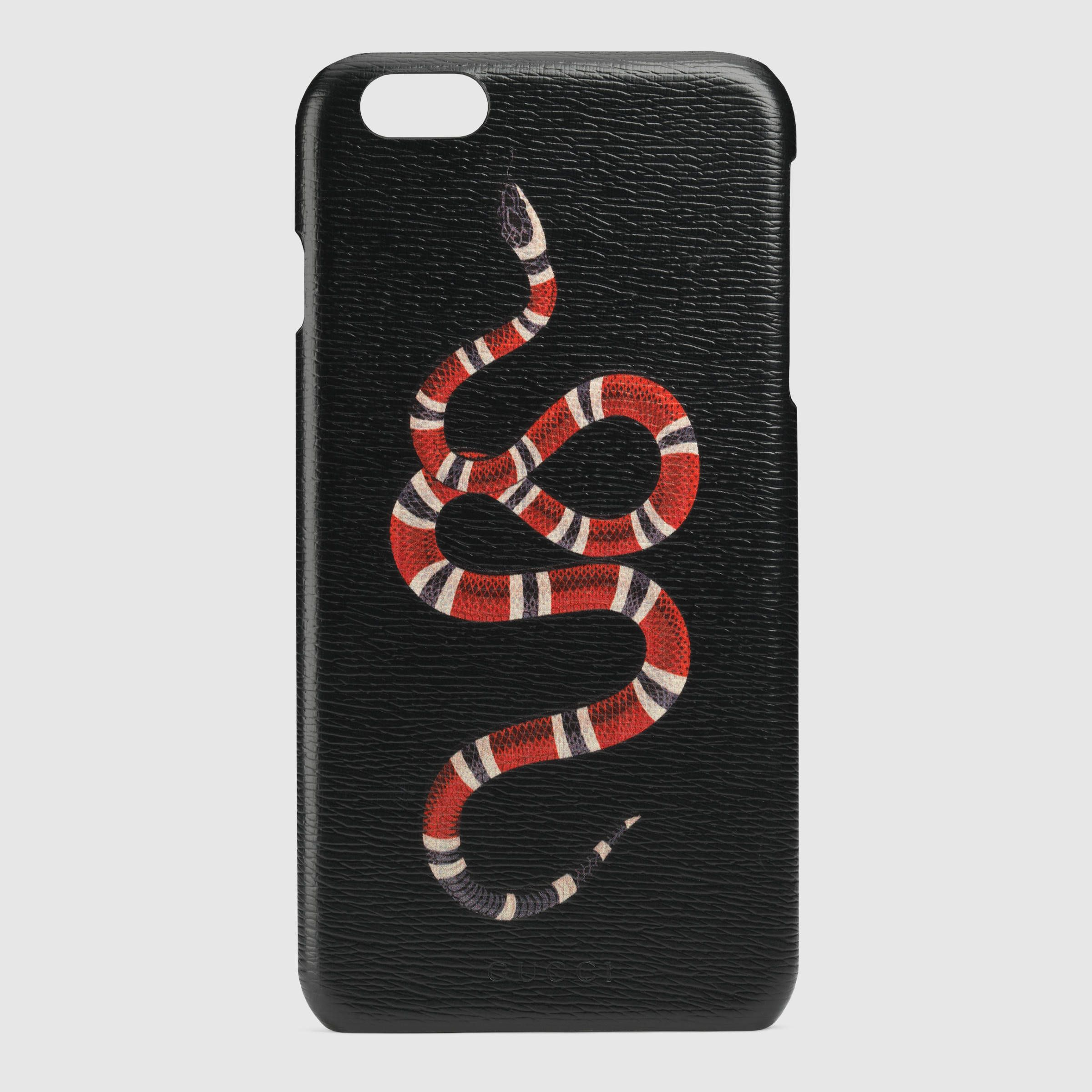 huge discount f2ee5 78891 Snake print iPhone 6 Plus case | Accessories | Taehyung gucci, Mens ...