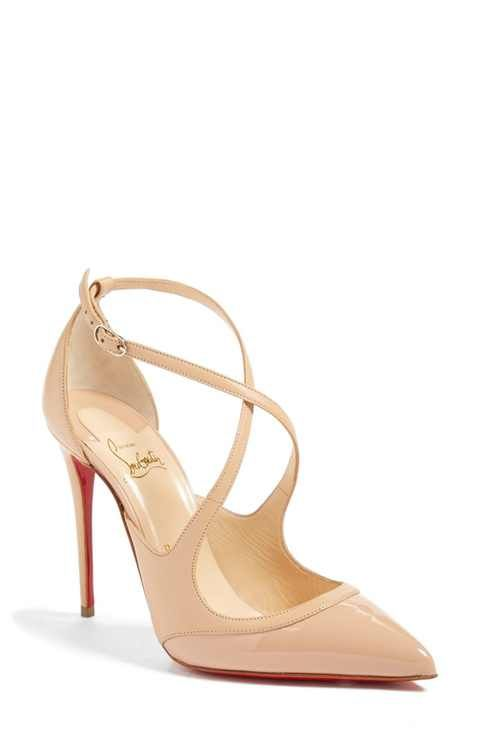 5dc4b228d1f8 Christain Louboutin Crissos Pointy Toe Pump available at