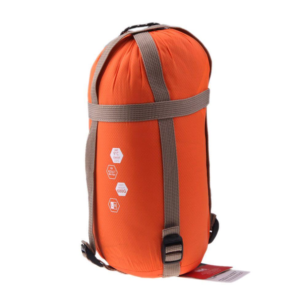 e8356cc2751 Multifunction Mini Ultra-light Portable Envelope Outdoor Sleeping Bag  Camping Travel Hiking Bag