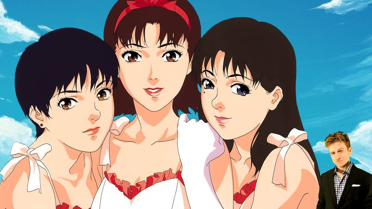 Anime Review Perfect Blue Psychological Horror