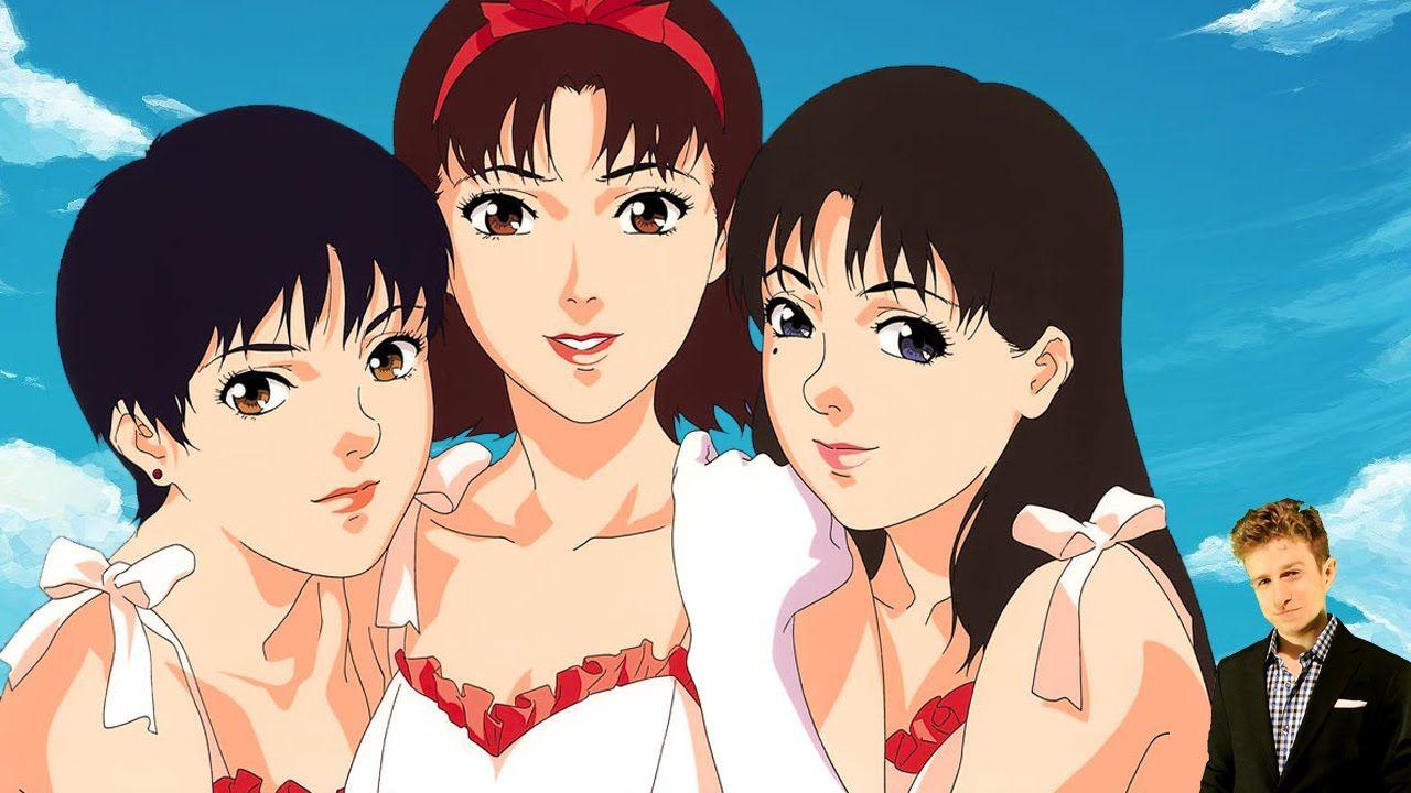 18 Perfect Blue Ideas Satoshi Kon Blue Anime Anime Movies