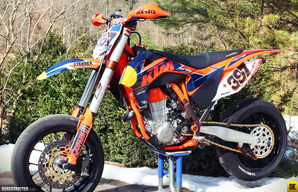 KTM 450 SMR | SUPERMOTO | Pinterest | Ktm 450, Motocross and Dirt biking