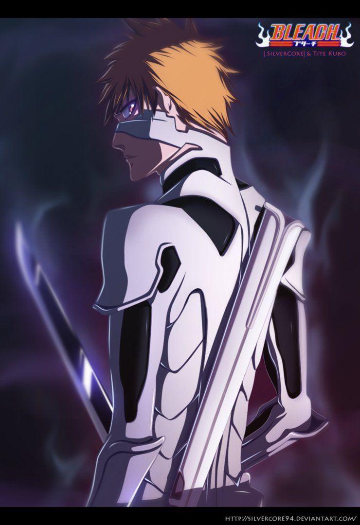 Bleach 452 Final Fullbring By Silvercore94 On Deviantart Bleach Anime Bleach Ichigo Bankai Bleach