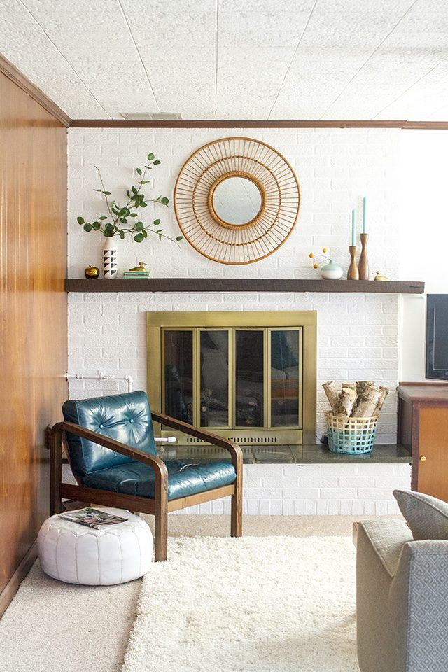 Exposed Brick Can Be A Wonderful Feature In Your Home, But That Dark  Texture Often Sucks Light From A Room. Read On To Learn How To Properly  Paint Over ...