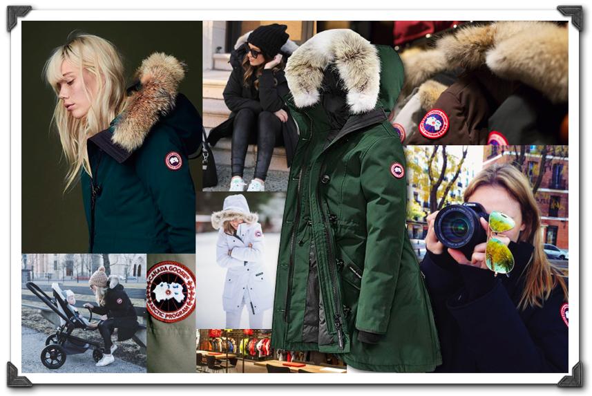 Canada Goose 2015-2016 Nuevas adquisiciones
