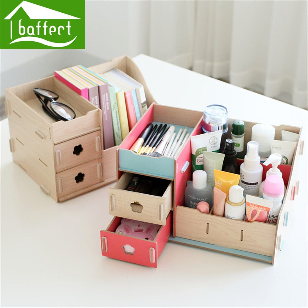 cute office furniture. From China Organizer Stationery Suppliers: Colorful Multifunction Creative Desktop Office Supplies Storage Box Wooden Cute Cosmetics Furniture M