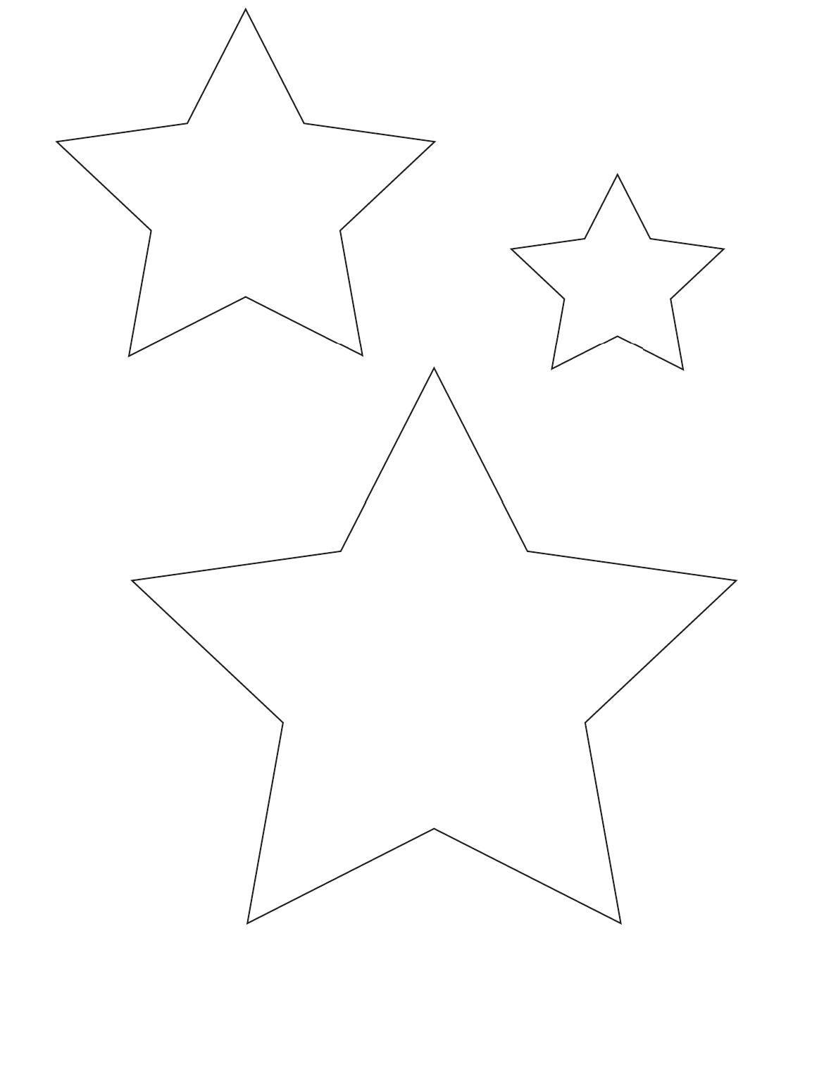 Estrella imprimir buscar con google imprimibles - Plantilla estrella navidad ...